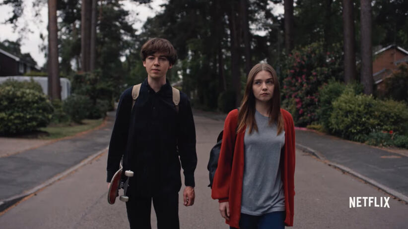 The End of the F***ing World 2. sezon - kiedy premiera na Netflix?