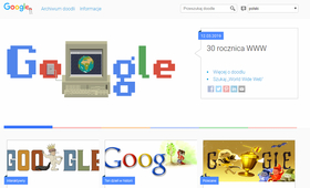 World Wide Web w Google Doodle: co to jest? 12.03