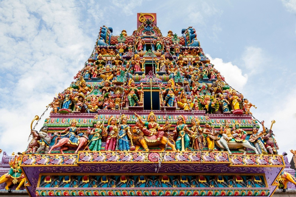 Little India - Sri Veeramakaliamman