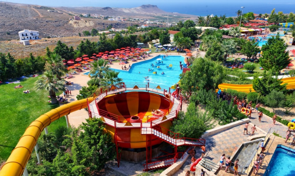 Watercity Aquapark - Kreta