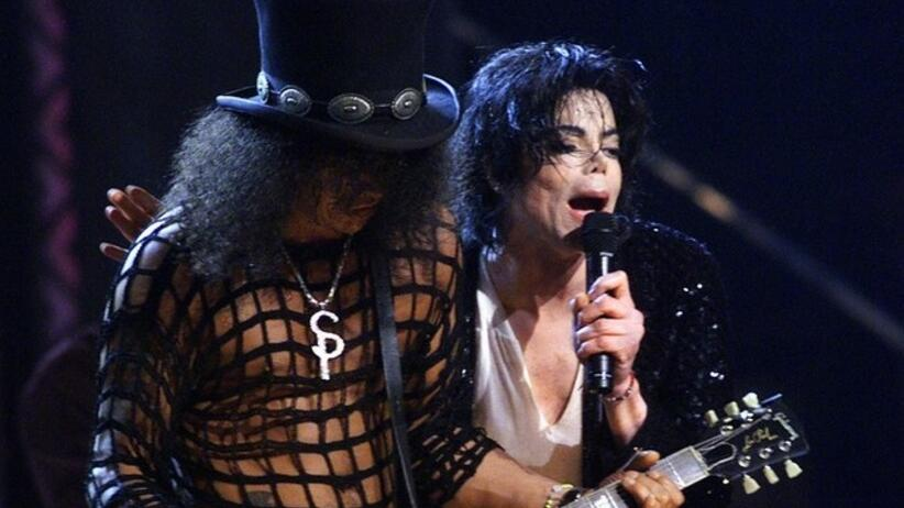 Slash Michael Jackson