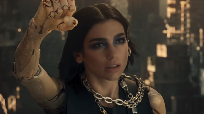 Dua Lipa — Swan Song: nowa piosenka z filmu Alita: Battle Angel