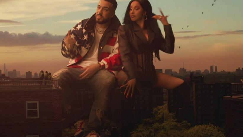 French Montana Post Malone Cardi B Rvssian Writing On The Wall piątkowa premiera w Radiu ZET