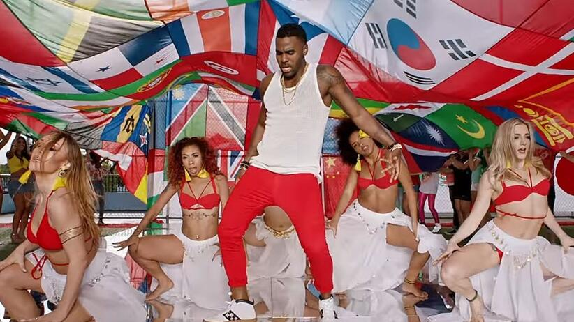 Jason Derulo Colors
