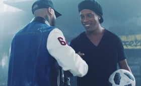 Live It Up video
