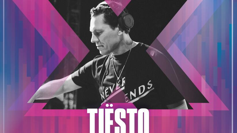Music Power Explosion 2018 Tiesto