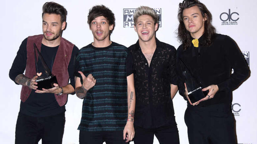 One Direction wyrównali rekord The Beatles!