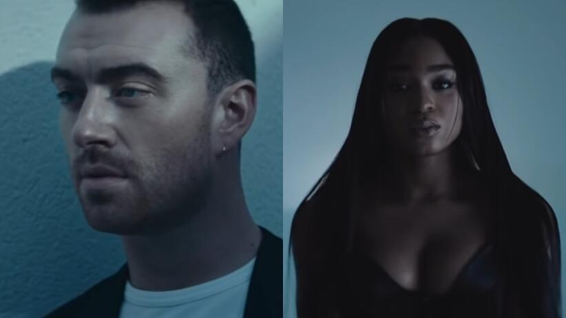 Sam Smith Normani Dancing with a Stranger teledysk