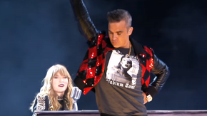 Taylor Swift Robbie Williams