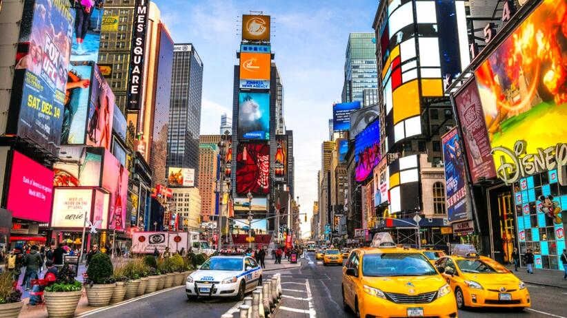 Time Square - Nowy Jork
