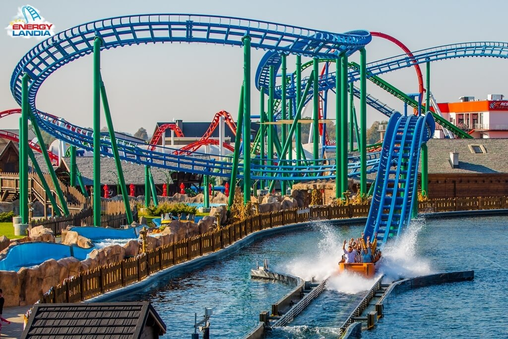 Speed Water Coaster - Energylandia