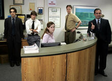 The Office serial