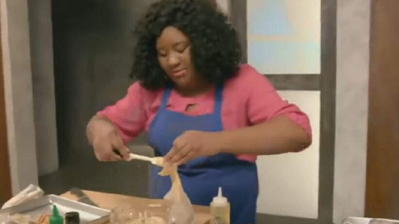 Worst Cooks in America Ariel Robinson