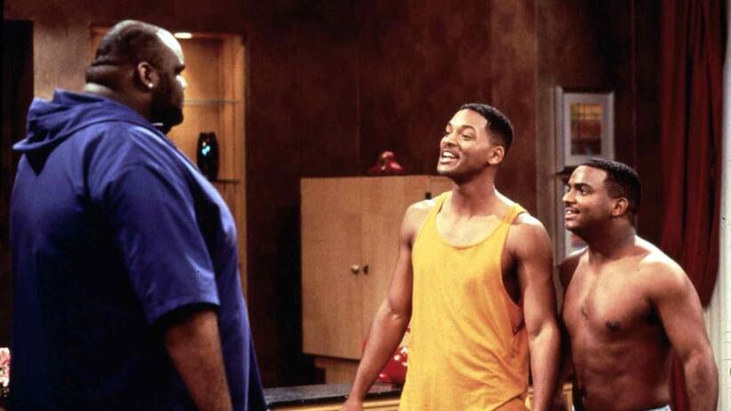 Bajer z Bel-Air, Bel-Air, Will Smith